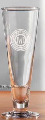 13 Oz. Signature Pilsner Beer Glass (Set Of 4 - Light Etch)