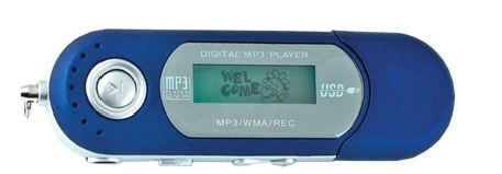 Oblong Mp3 Players