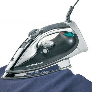 Hamilton Beach Professional Chrome-body Iron