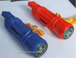 Multi-function Whistle