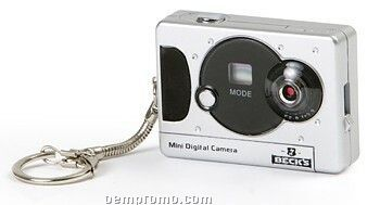 Ultra Mini Keychain Camera