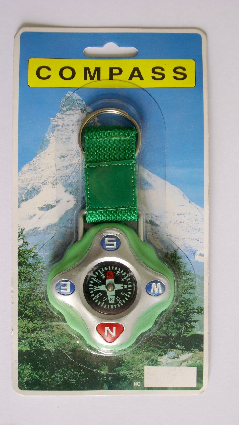 Outdoor Compass With Strap