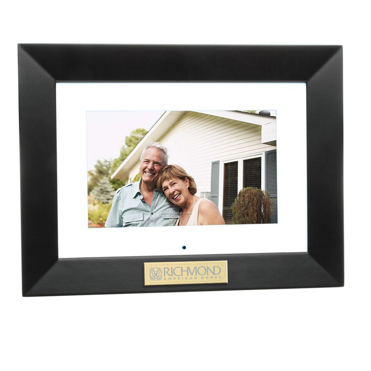 "Reel Digital Photo Frame W/ Mp3 Player & Internal Speakers (19"")"