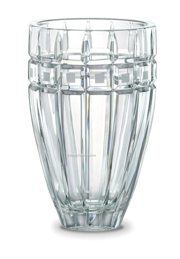 Waterford 108281 Crystal Marquis Quadrato Vase China