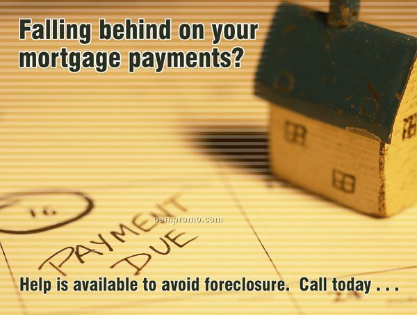 "Jumbo Short Sale/Foreclosure Postcards (8-1/2"" X 5-1/2"")"