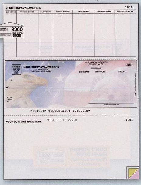 Laser Accounts Payable Check (1 Part)