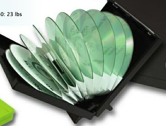 Super Slim 10 CD/ DVD Holder