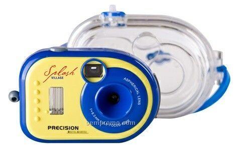 Waterproof 1.3mp Digital Camera