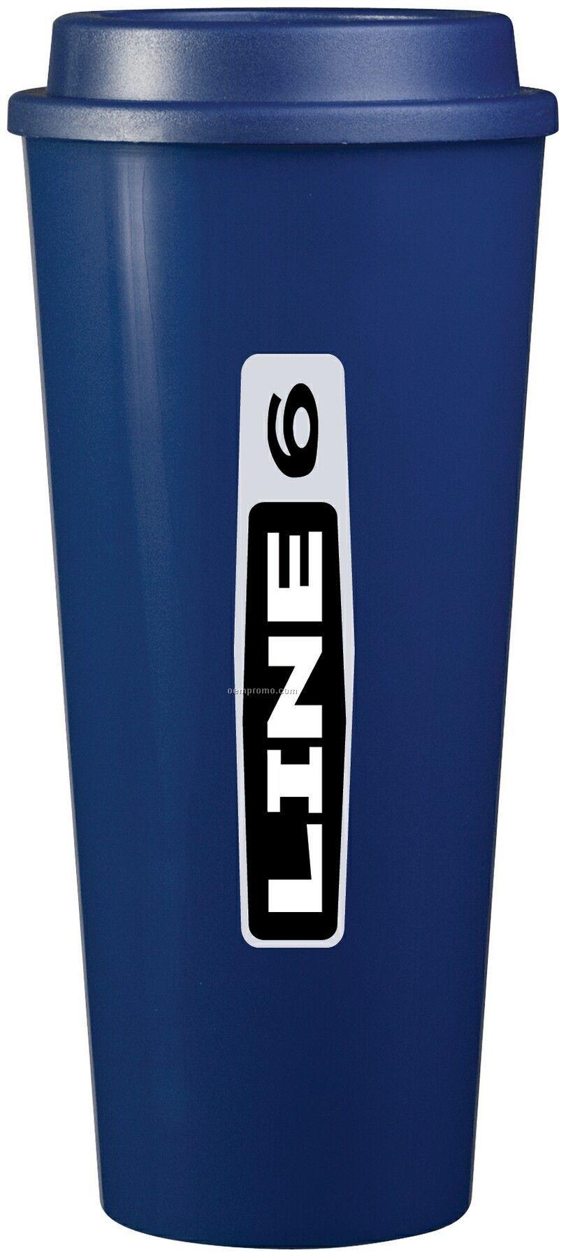 20 Oz. Blue Plastic Cup2go Cup