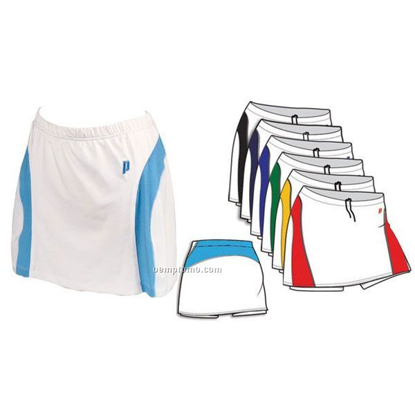 471445 Prince Women's Tennis Skirt