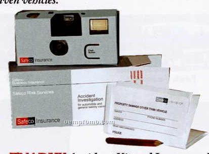 Accident Kit W/Camera
