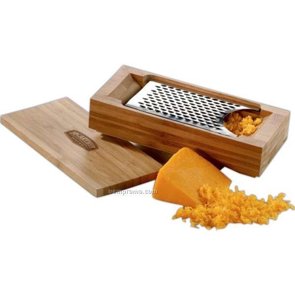 Chefz Bamboo Cheese Grater