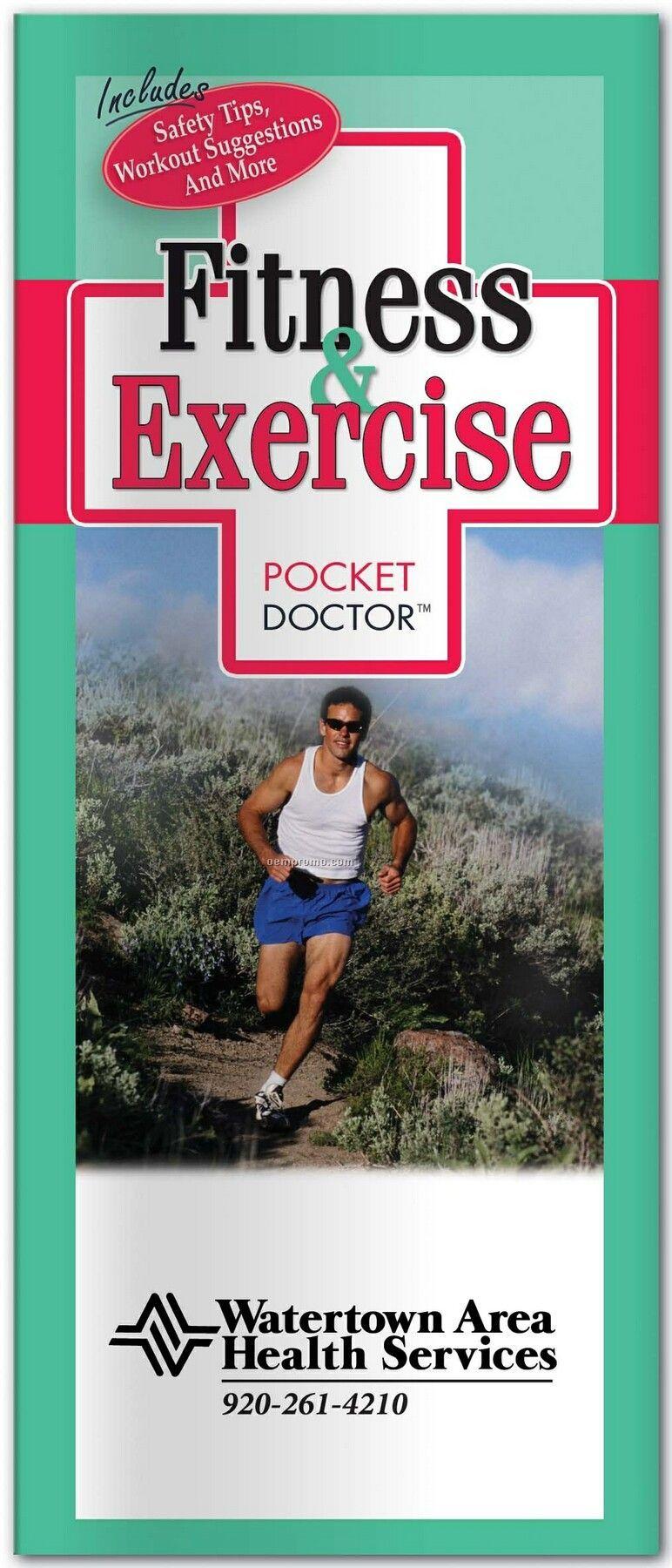 Pillowline Fitness & Exercise Pocket Doctor Brochure