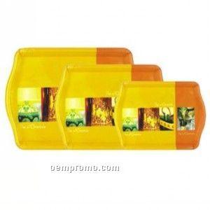 Plastic Tray Set