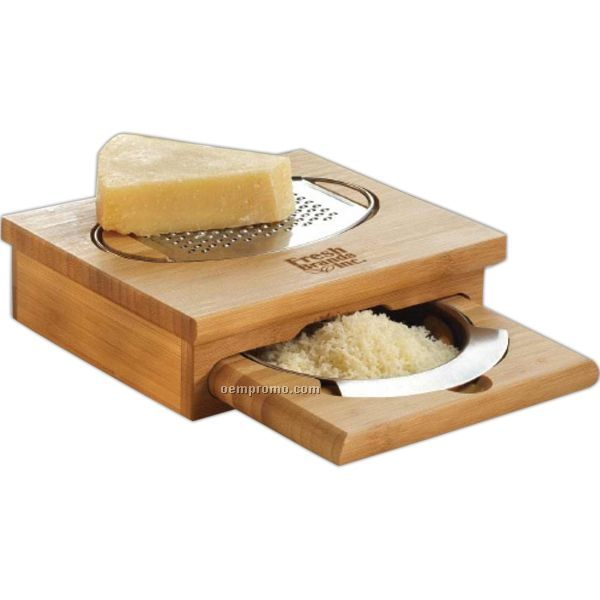 Deluxe Cheese Grater