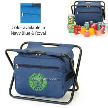 Insulated Cooler - Turn In To Folding Seat