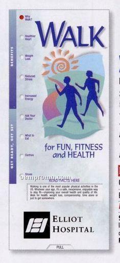 Walk For Fun, Fitness And Health Slideguide