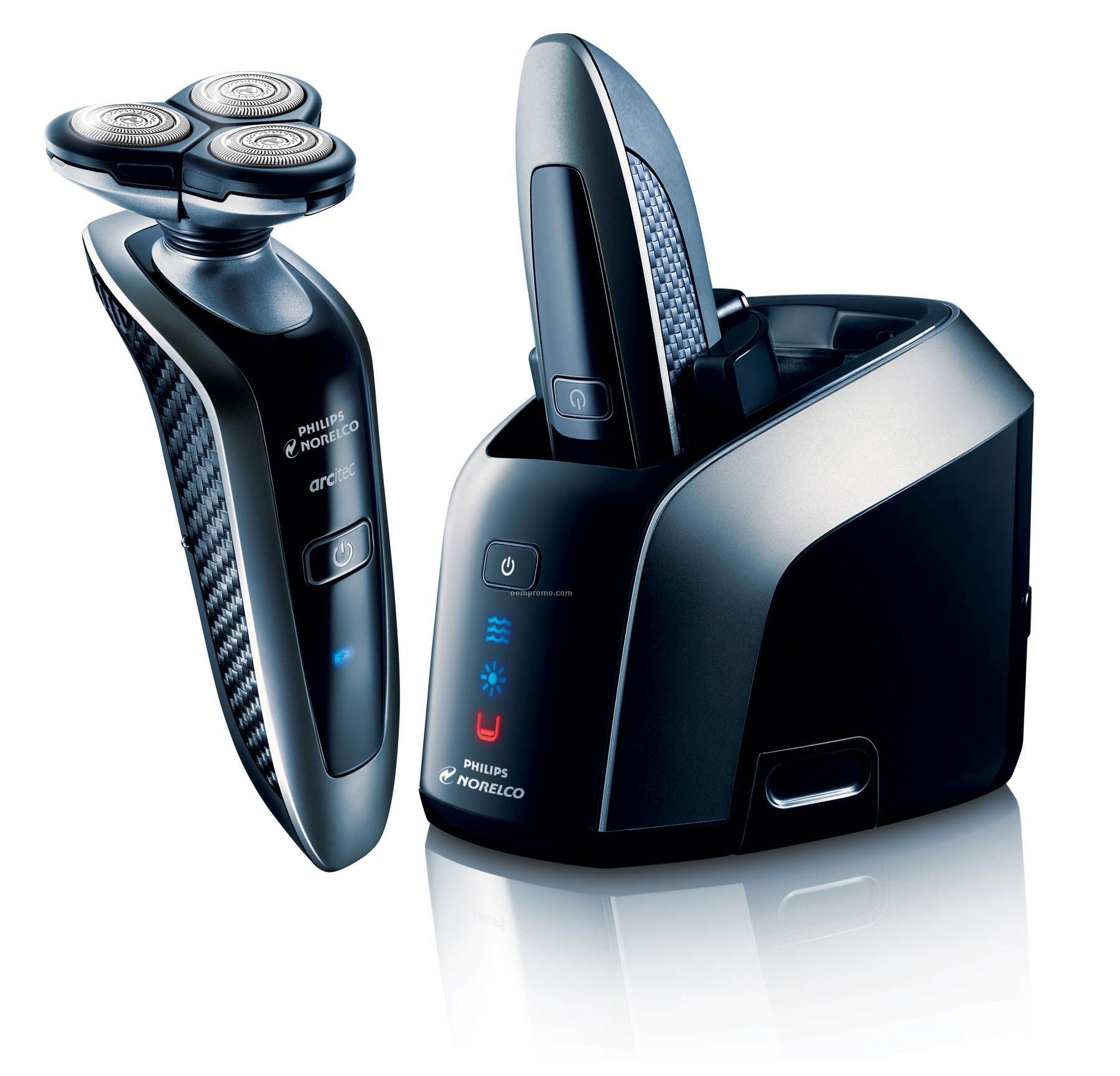 Philips Norelco Cordless Arcitec Jet Clean Shaving System