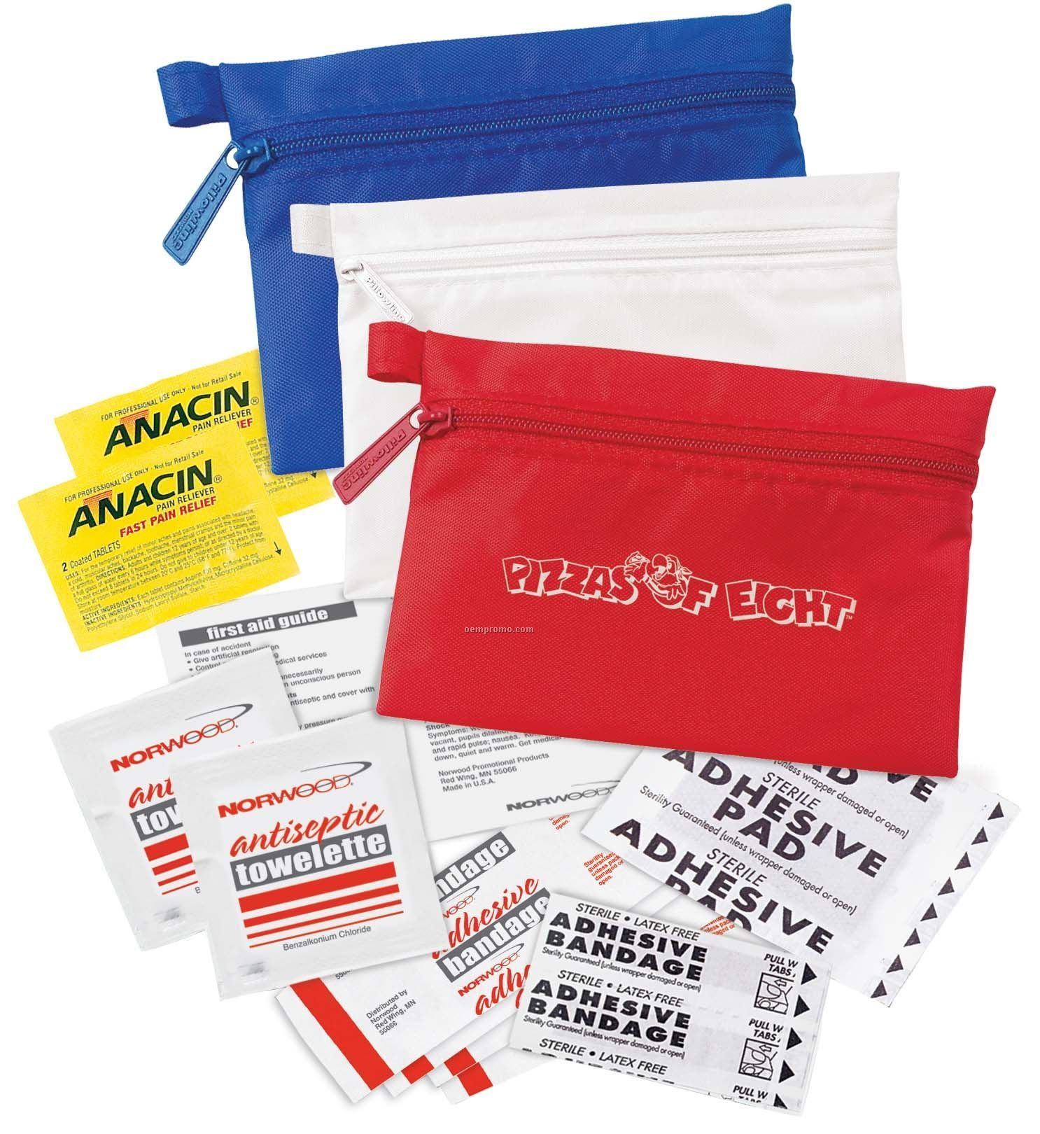 Pillowline Personal First Aid Kit