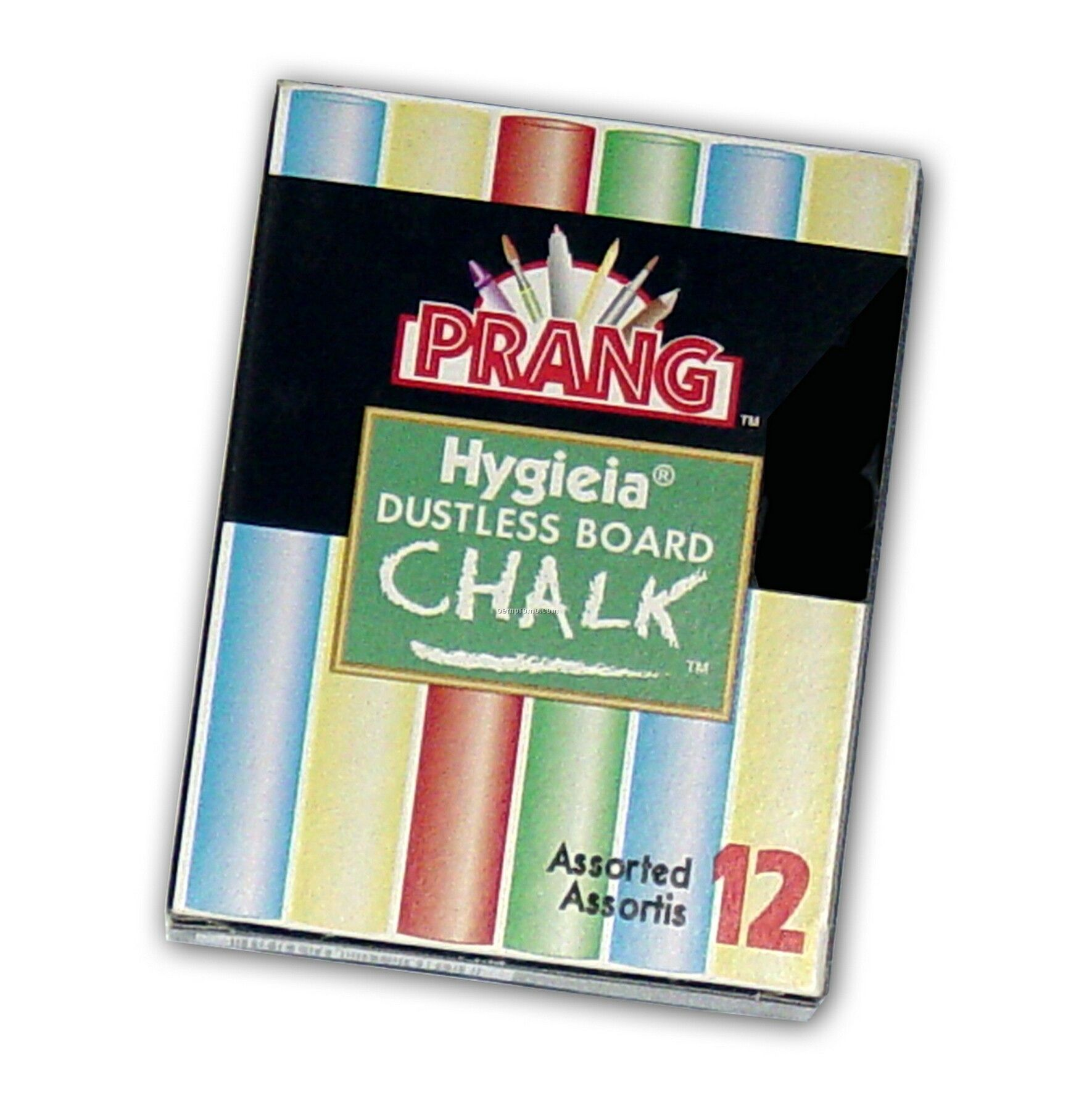 Chalk / Assorted Colors (10 Pack)