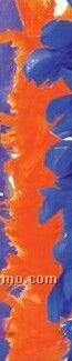 Deluxe Orange Feather Boa