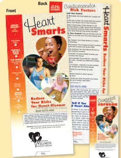 Heart Smarts: Reduce Your Risks For Heart Disease Slideguide