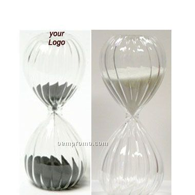 Beaker Glass Sand Timer(Screen Printed)
