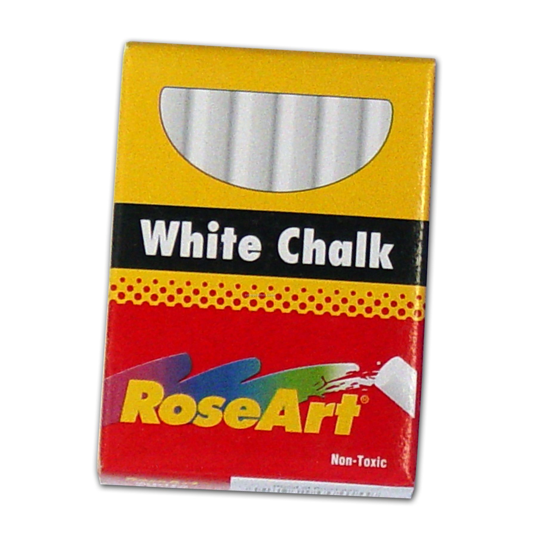 Chalk / White (10 Pack)