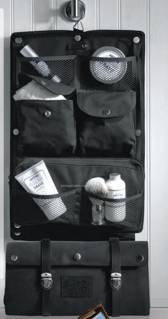 Excursion Travel Bag W/ Leather Trim