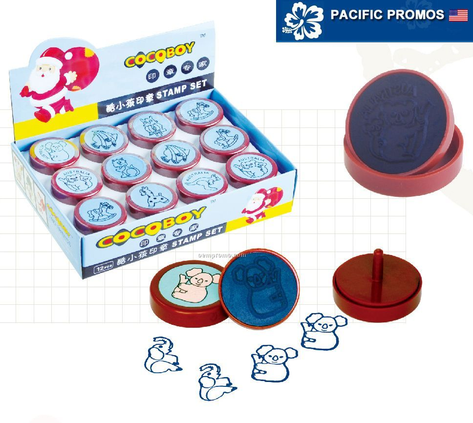 Seal Stamps Toys