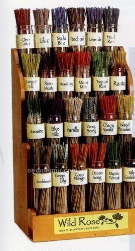 Wild Rose Incense Sticks Patchouli