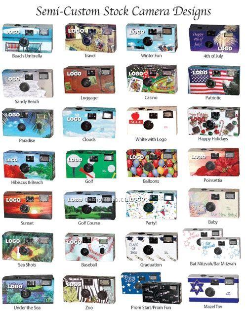 Camera Stock Designs