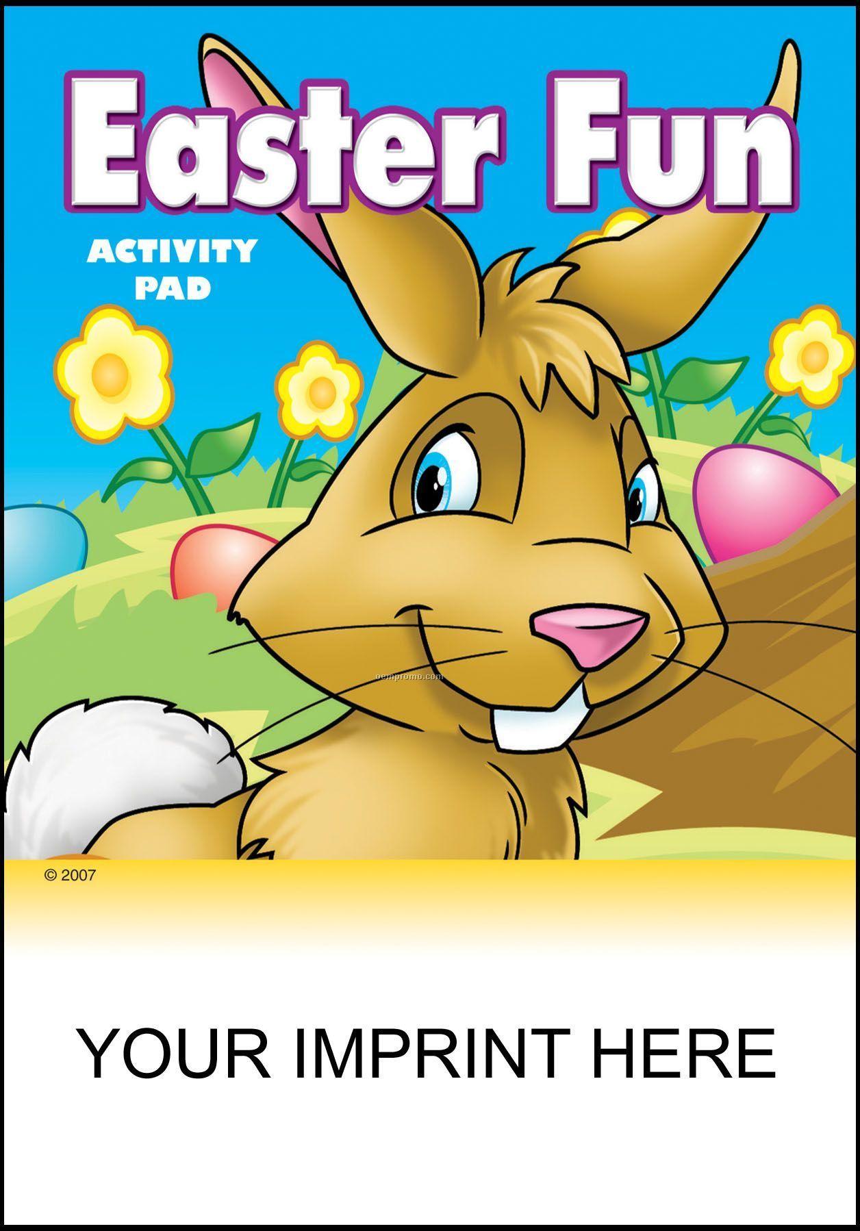 Easter Fun Activity Pad