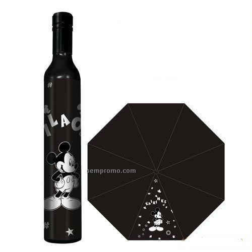 Bottle Shape Umbrellas