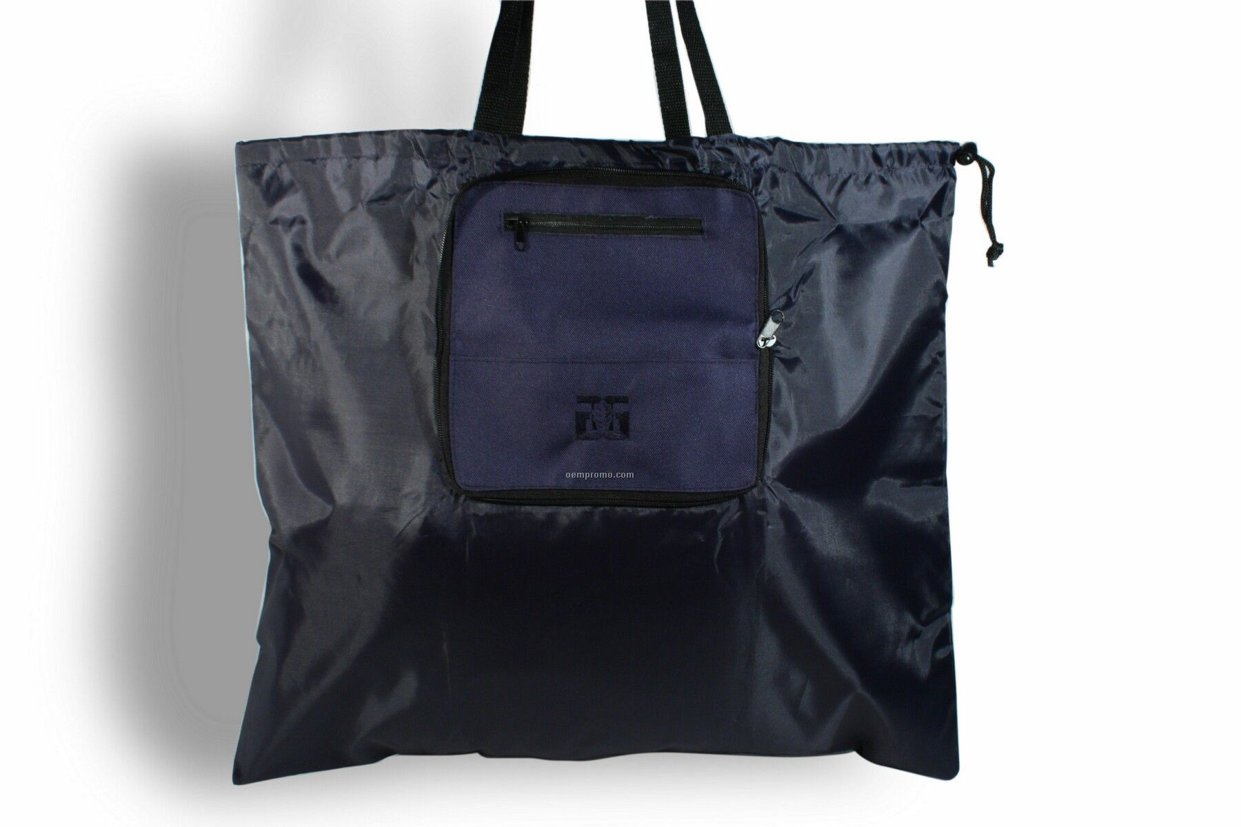 Canvas Foldable Shopping Tote Bag & Wallet - Colors