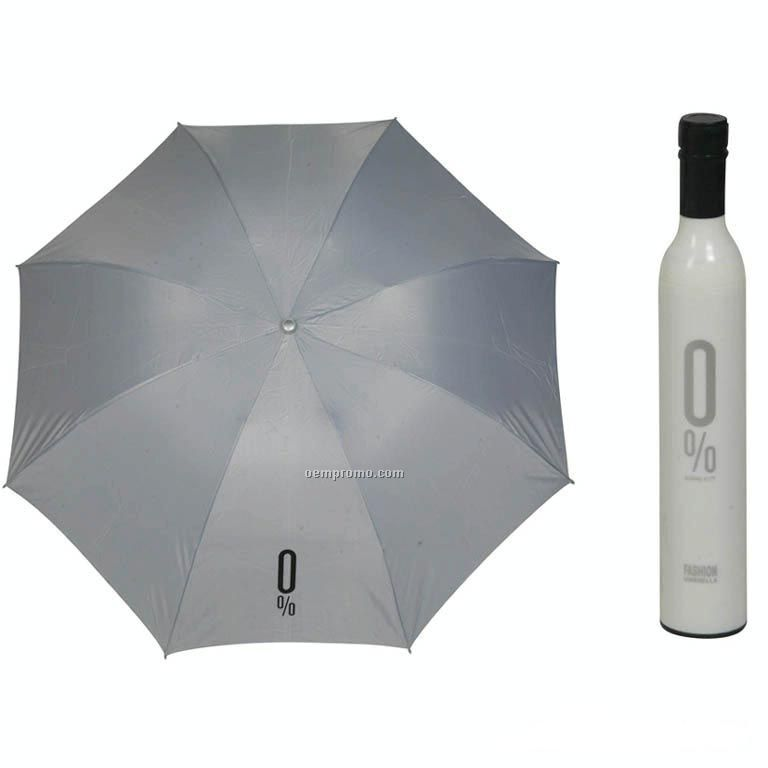 Bottle Shape Umbrellas