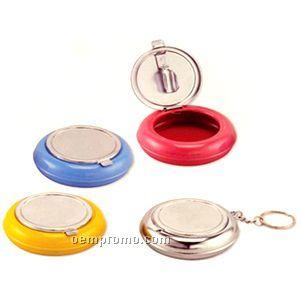 Portable Ashtray W/Keychain