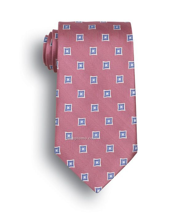 wolfmark vasari silk tie pink china wholesale wolfmark