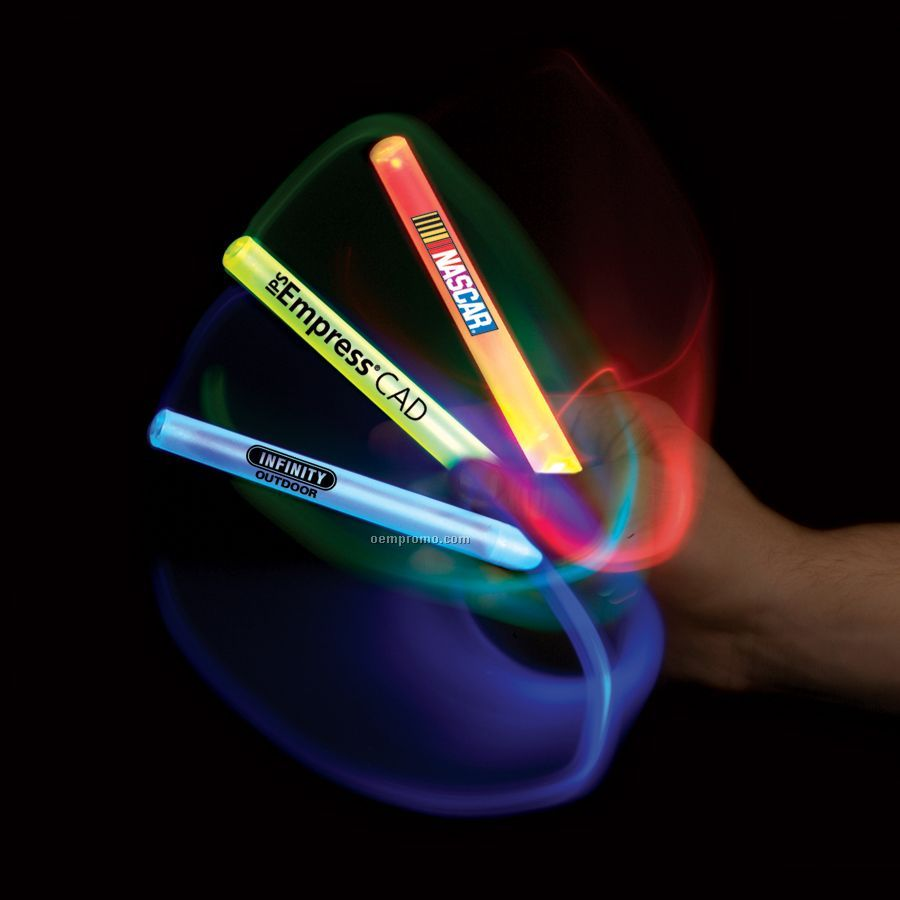 Electronic Glow Stick - Rainbow LED Light