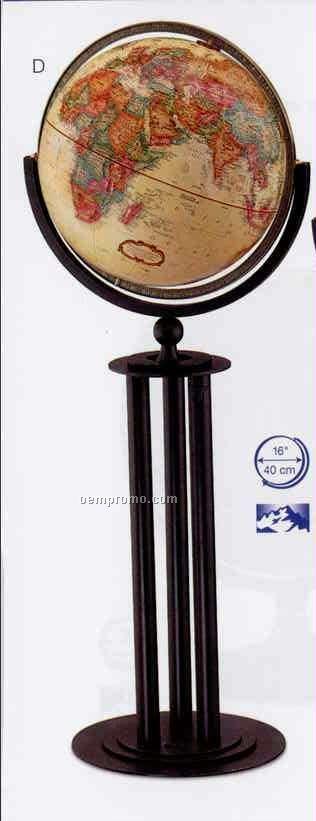 Forum Antique Ocean Globe