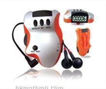 Radio Pedometer