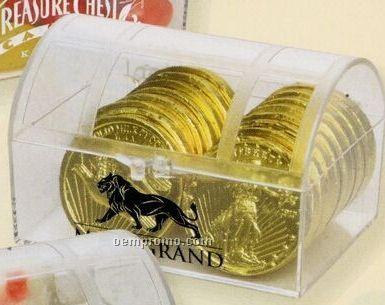 Plastic Treasure Chest