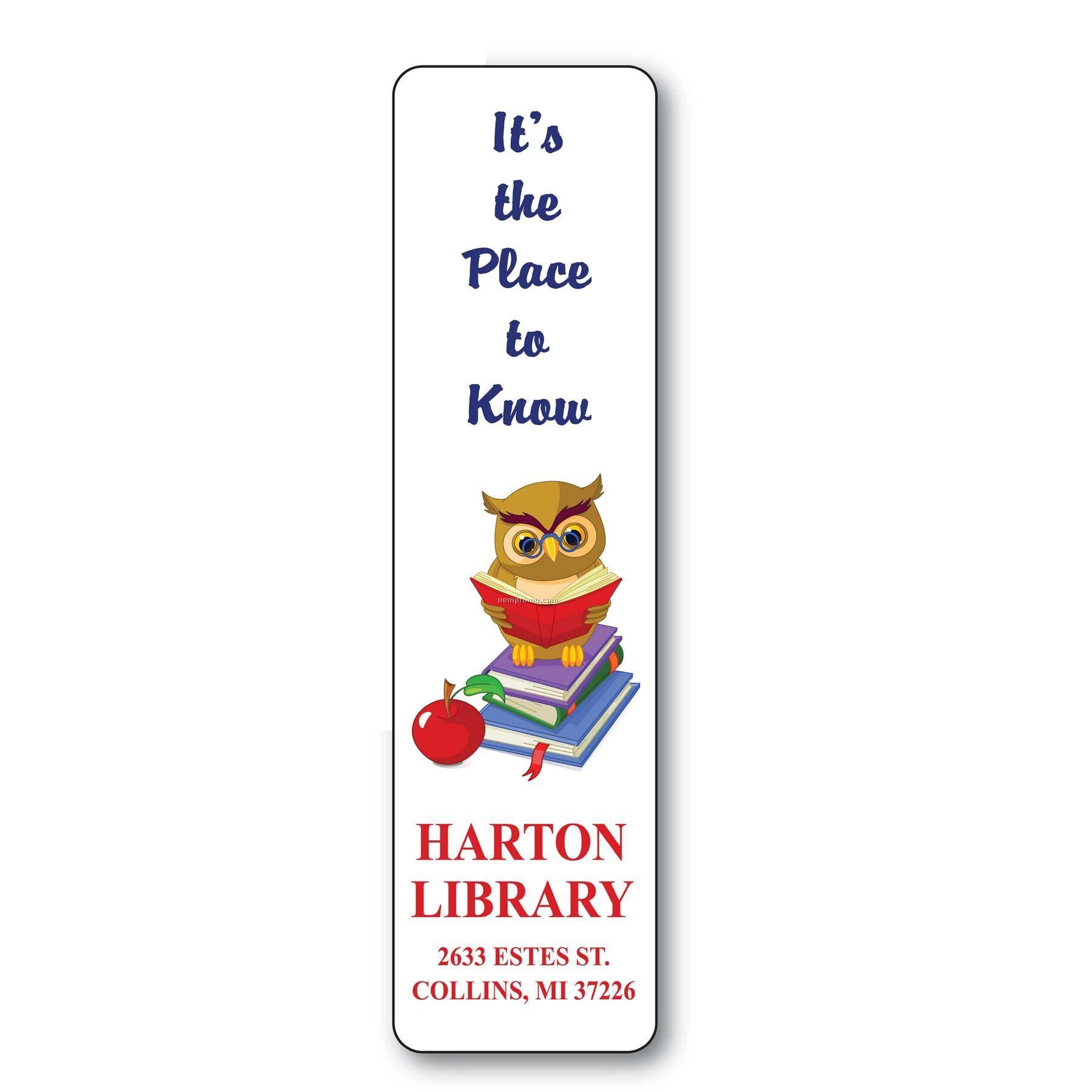 """1 1/2"""" X 5 5/8"""" Paper Bookmark"""