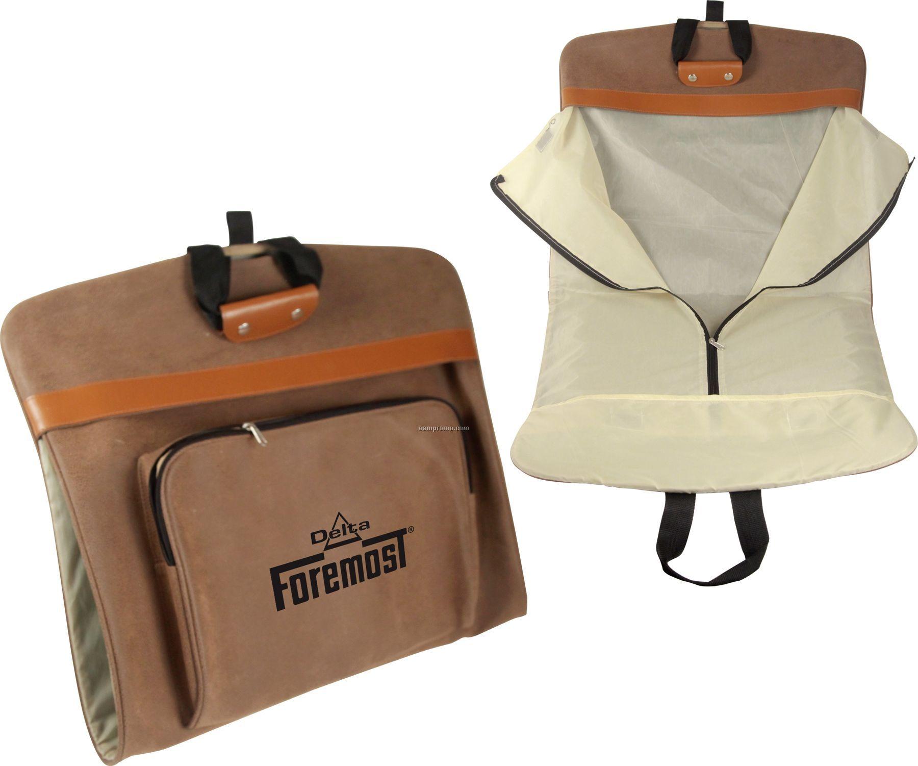 Embossed Garment Bag - Imprinted