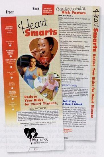 Heart Smarts: Reduce Your Risks Slideguide (Spanish)