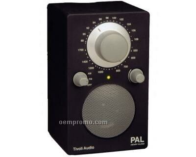 Black Tivoli Audio Portable Audio Laboratory Speaker
