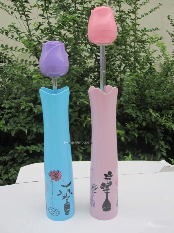 Rose Vase Umbrella