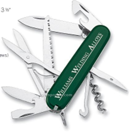Huntsman Multi-tool Swiss Army Knife