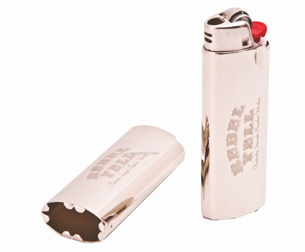 Metal Bic Lighter Cover (Economy)