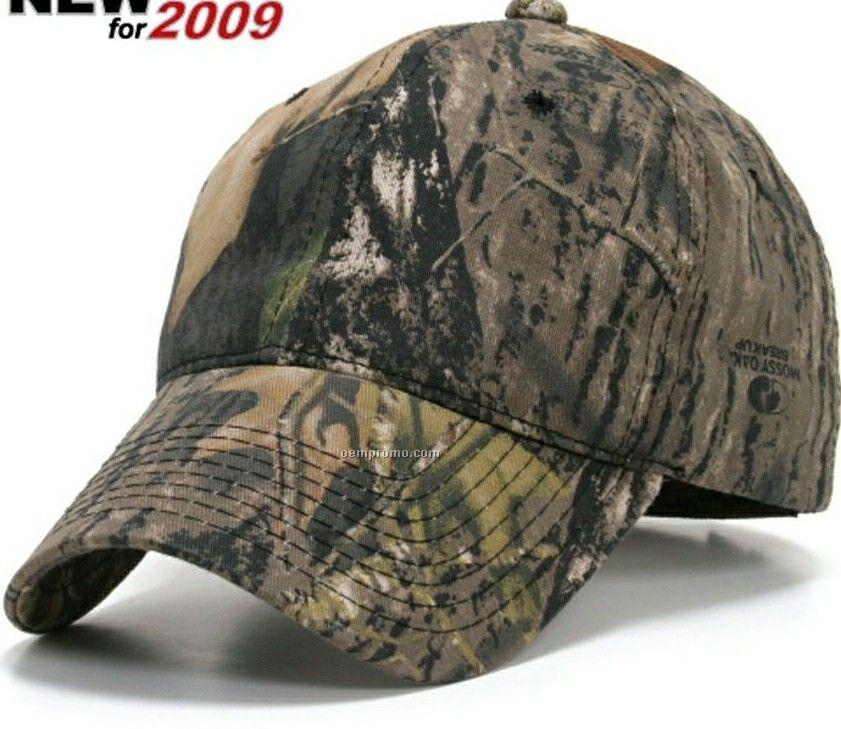 Mossy Oak Constructed Hunter Cap